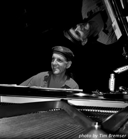 Jeff Presslaff, jazz pianist