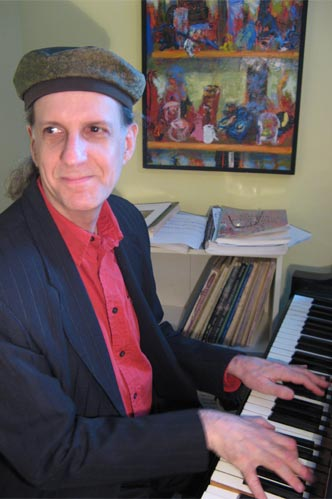 Winnipeg Jazz musician Jeff Presslaff